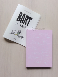 Bart is Back Soledad Bravi couverture