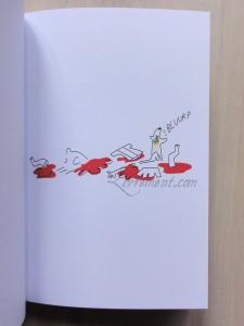 Bart is Back Soledad Bravi illustration 04