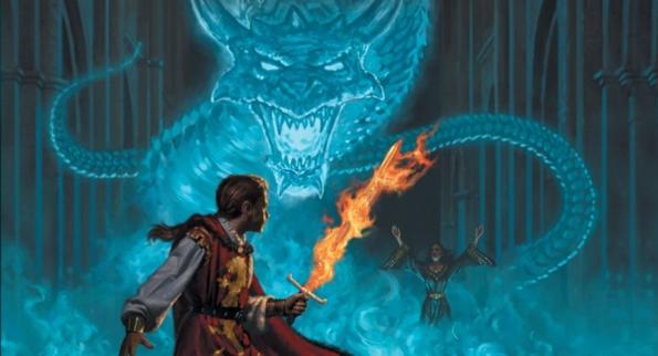 La trilogie des magiciens Kurtz Illustration 05