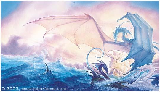 Le seigneur des Trois Regnes T7 Robin Hobb Illustration 01