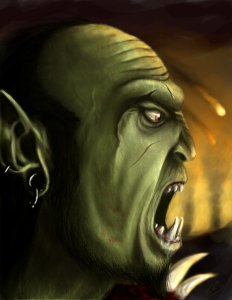 Orcs Nicholls Illustration 01