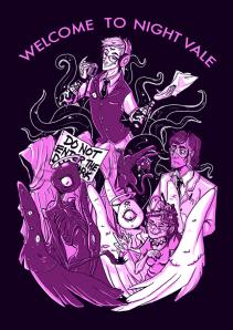 Bienvenue à Night Vale Illustration 01