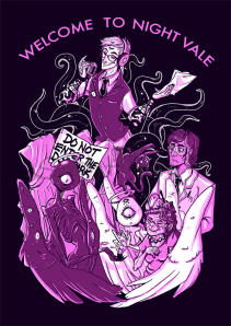 Bienvenue à Night Vale Illustration 01