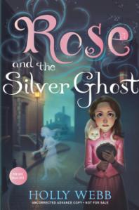 Rose et le fantome du miroir couverture anglaise